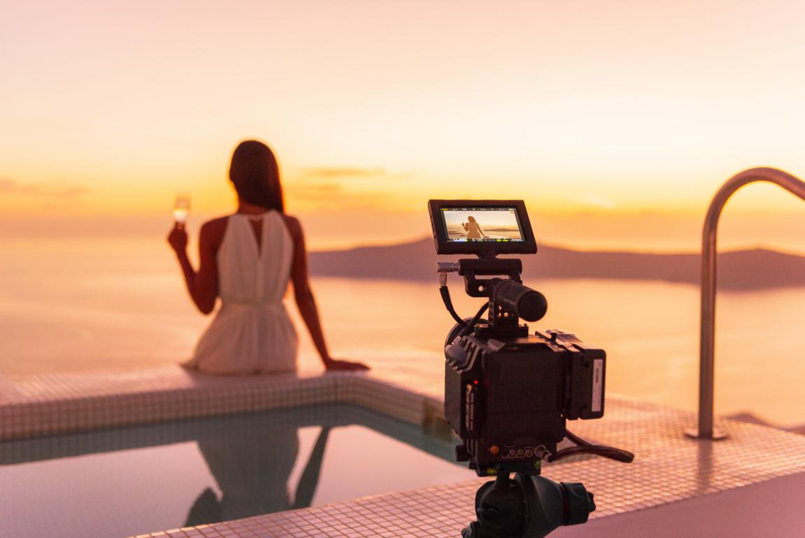 Cattura l'attenzione dei tuoi clienti attraverso un video!